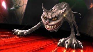 American McGee's Alice - Voracious Centipede Boss Fight \ Centipede's Sanctum Xbox One X id Tech 3