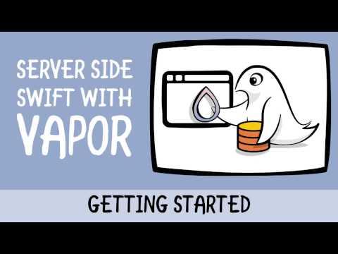 Server Side Swift 3 with Vapor  Getting Started - raywenderlich.com