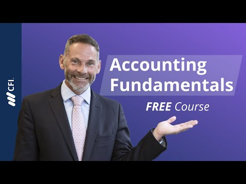 Learn Accounting Fundamentals - Free Course | Corporate Finance Institute