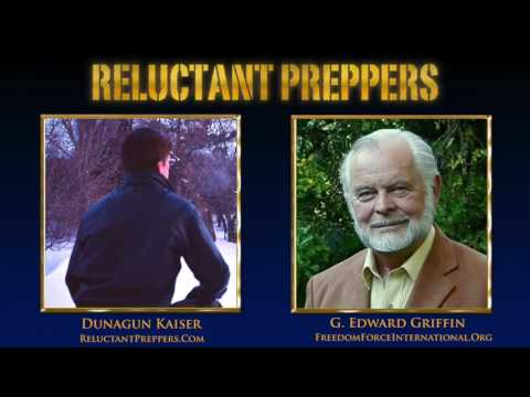 ​PREPARING TO REGULATE ALL HUMAN ACTIVITY | G Edward Griffin