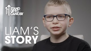 Liam's Story | Stand Up To Cancer