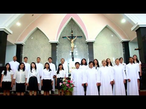 SVD Surya Wacana Choir - Melodi Cinta
