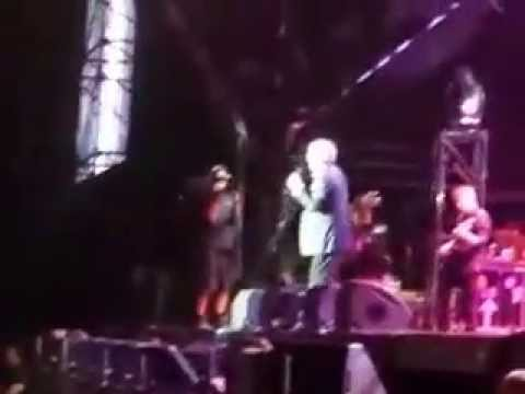 John Farnham 2014 Live A Simple Life  - Sandalford Estate WA