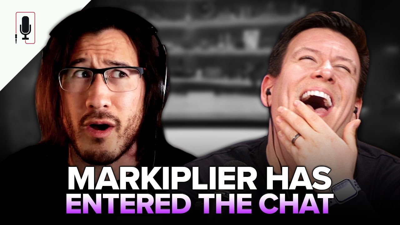 Markiplier Talks Calling Out Youtube, Money, The Death of Unus Annus, What's Next & More! - Ep. 47