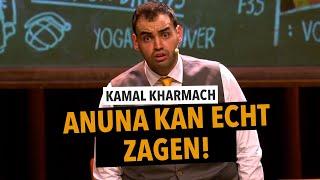 Kamal Kharmach - Anuna De Wever en Greta Thunberg (Mag ik even)