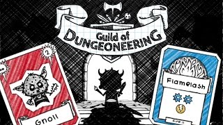 Guild of Dungeoneering (PC) Mike & Ryan Talk About Games