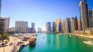 Dubai Timelapse - ODLIČAN video o Dubaiu!
