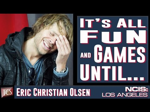 Eric Christian Olsen: It's All Fun & Games Until...