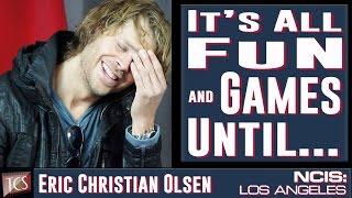 Eric Christian Olsen: It