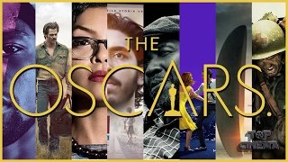 Nominados al Oscar 2017 ¿De que tratan las películas? | Top Cinema
