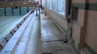 LITOMĚŘICE: Opravy krytého bazénu