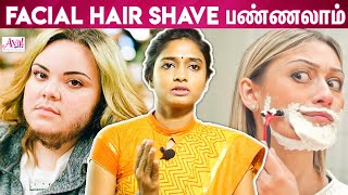 Can we Stop Facial Hair Growth ? -Dr Archana | Pcod, Pcos | Hormonal Imbalance, Unwanted Hair