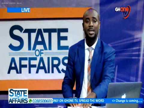 GHANA EU TRADE RELATION/DOUBLE TAXATION,DETERRENT TO INVESTORS? #StateOfAffairs
