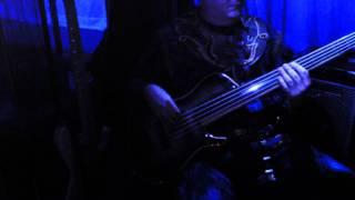 Cirque du Soleil ZED in Tokyo - bassist Darrell Craig Harris