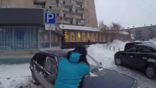 Активист сошёл с ума за парковку для инвалидов