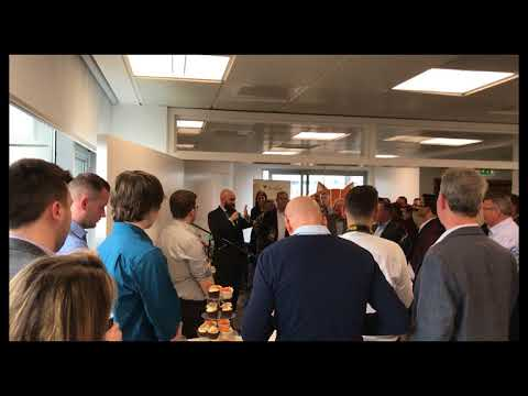 Zonefox - Launch of New Offices in Edinburgh - 16 August 2017