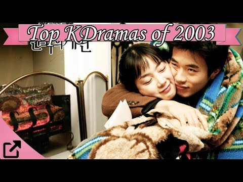Top 10 Korean Dramas Of 2003 (All The Time)