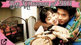 Video Top 10 Korean Dramas of 2003 (All The Time) download MP3, 3GP, MP4, WEBM, AVI, FLV April 2018