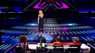 Joelle - X Factor Australia 2013 - Top 8 - Live show 5 [FULL]