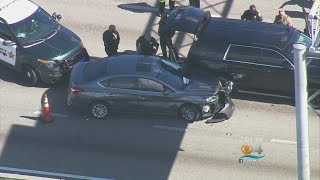 Questions Remain Following Police Pursuit That Ended With Crash On I-95