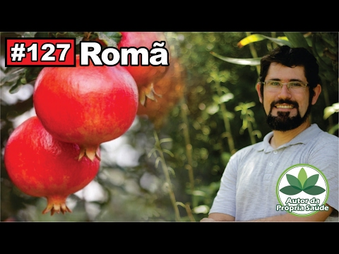 Autor da Própria Saúde - Romã diabetes, colesterol, herpes, candidíase, câncer, pedra nos rins