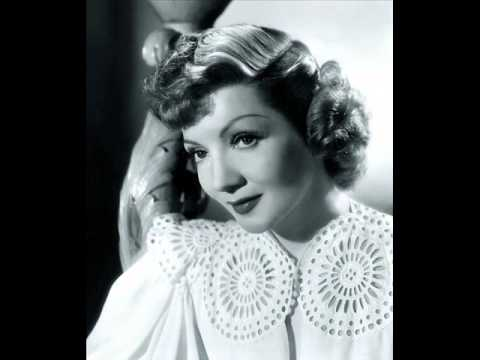 Claudette Colbert on her Theatre experience