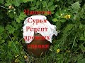 Напиток сурья рецепт древних славян