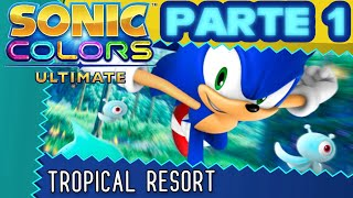 Vídeo Sonic Colours: Ultimate
