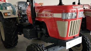 SWARAJ 963 FE TRACTOR PRICE AND INFORMATION | स्वराज ट्रेक्टर की जानकारी