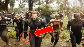 10 SECRETS You Missed in the Avengers: Infinity War Trailer