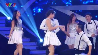 vietnams got talent 2014 - dem trinh dien  cong bo kq bk 4 - nhom mte