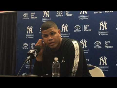 Dellin Betances upset after arbitration hearing loss