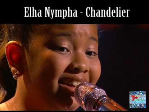 Chandelier - Elha Nympha - YouTube