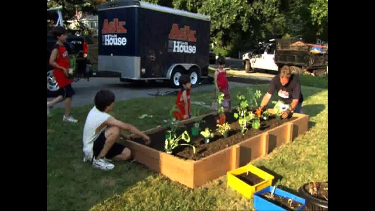 Small Home Garden Vegetable Patch Ideas YouTube - Home garden vegetables ideas
