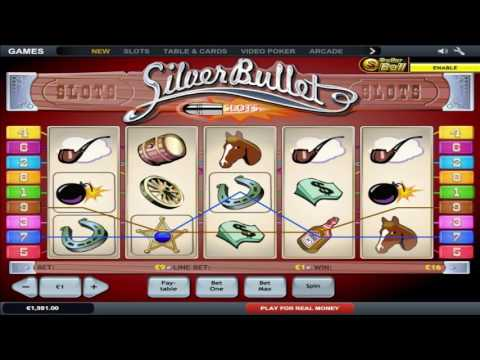Free Silver Bullet Slot by Playtech Video Preview | HEX