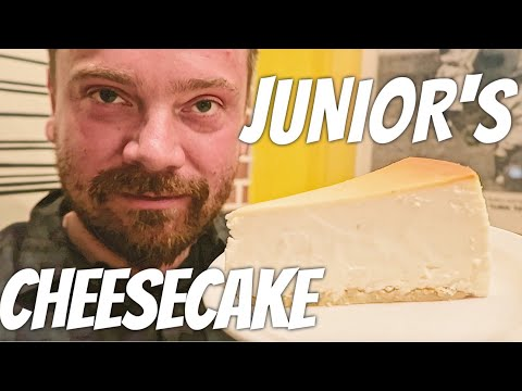 FINDING THE BEST NEW YORK CHEESECAKE