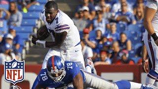 Every Cardale Jones Throw from Week 2 | 2016 NFL Preseason Highlights