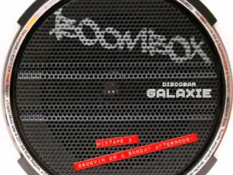 discobar galaxie boombox