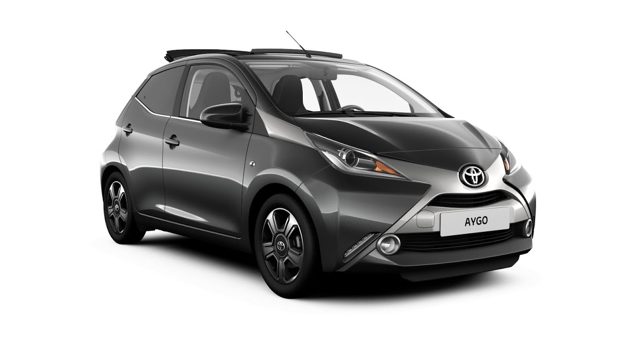 2016 toyota uk unveil the aygo x clusiv special edition youtube. Black Bedroom Furniture Sets. Home Design Ideas
