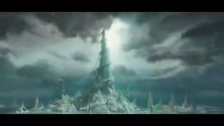 Warcraft III The Frozen Throne (прохождение). Компания Нежити. Ролик: Восхождение на трон.