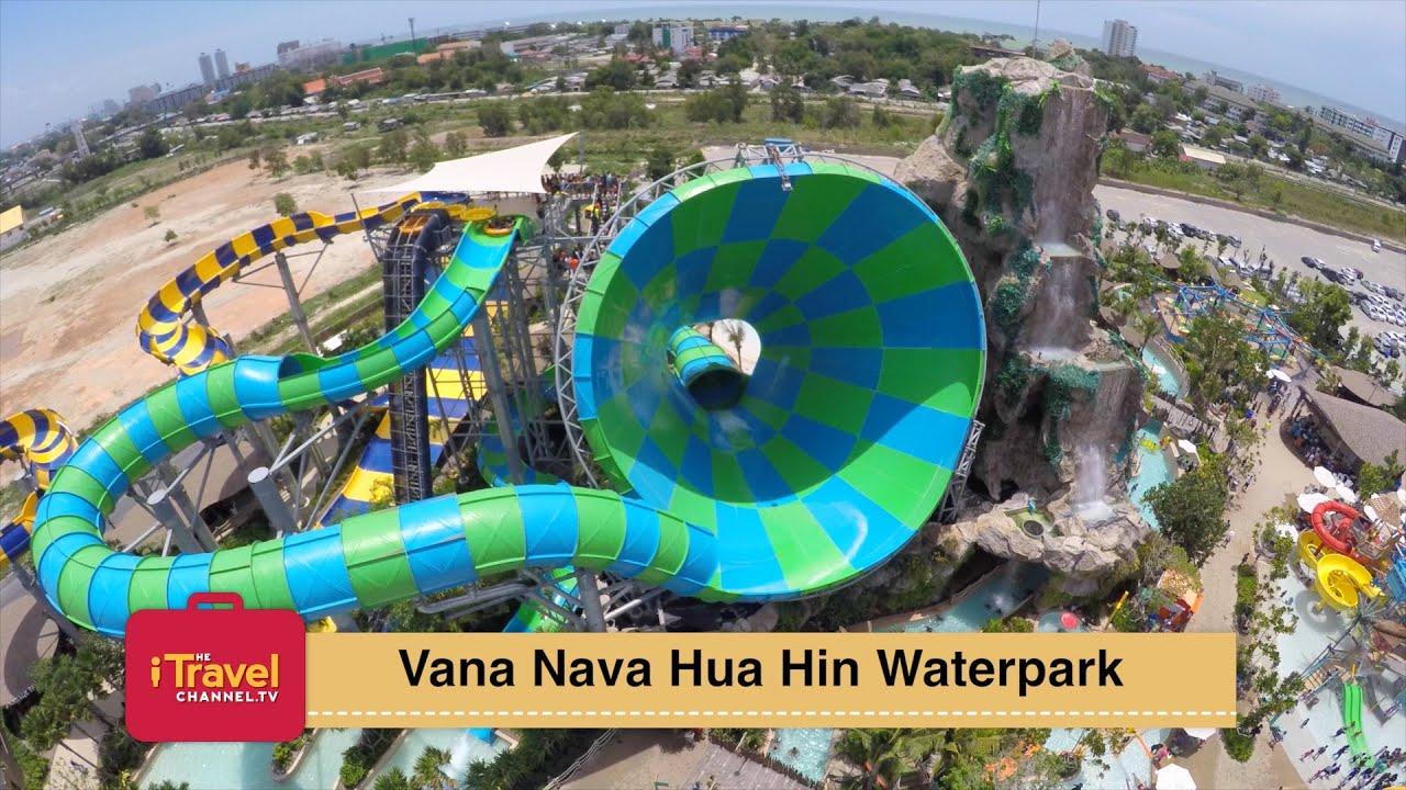 Vana Nava Hua Hin Waterpark - YouTube