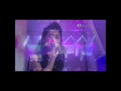蔡卓妍 Charlene Choi 二缺一 Live @ IFPI HK Top Sales Music Awards (04/07/10)