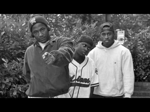 A Tribe Called Quest - Steve Biko (Stir It Up) (Instrumental)