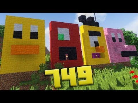 Minecraft ITA - #749 - LE MASCOTTE DEI MATES