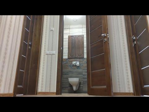 Установка дверей + Деревенская раскладка плитки.