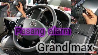 Gambar cover Cara Memasang Alarm Mobil Grandmax
