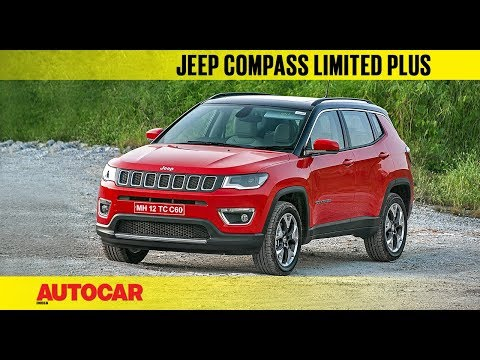 Jeep Compass Limited Plus - What's new | First Look | Autocar India