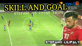 Skill and Finishing Stefano Lilipaly vs China Taipe √ Worldclass Player