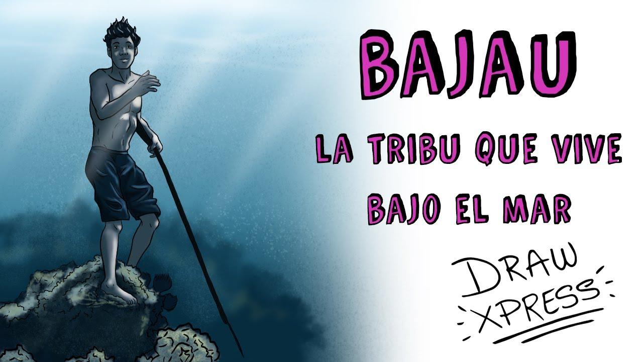 LA TRIBU BAJAU, LOS HOMBRES - PEZ | Draw My Life