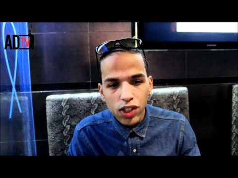 Aggro Santos Exclusive Interview With Amaru Don TV @ Anesis Spa